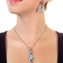 Woman's Sets Icy Blue- Fifth Avenue Collection
