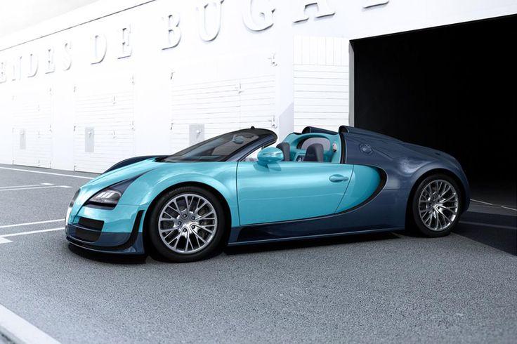 "Bugatti ""Legendary"" Special Edition Veyron"