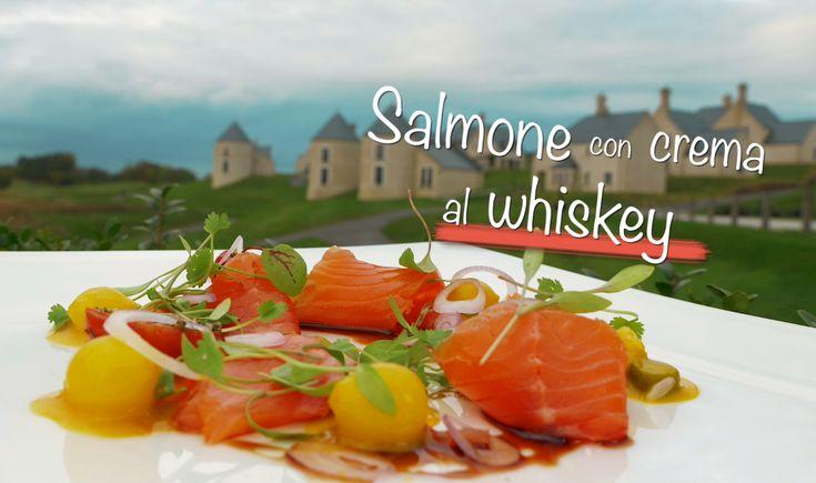 Un piatto intriso di sapori e di storia: il salmone al whiskey irlandese che abbiamo gustato e visto preparare al Lough Erne Golf Resort (clicca qui), l'hotel nella contea di Fermanagh famoso per aver ospitato i grandi capi di stato nel corso del G8 del 2013, vale da solo un viaggio in questo luogo incantato. …