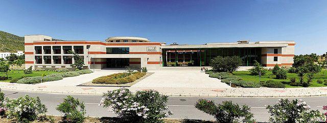 İzmir Yüksek Teknoloji Enstitüsü - Makine Mühendisliği