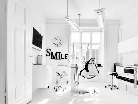 Cityklinikken tilbyder behandling af tænder