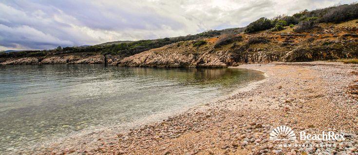 Beach Gea - Risika - Island Krk - Kvarner - Croatia