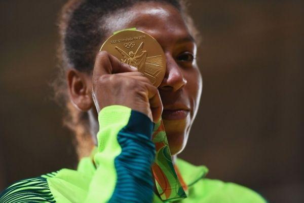 Rio 2016 - Rafaela Silva - Brazil, judo