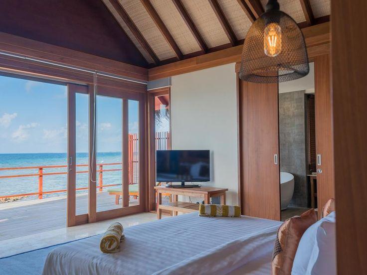 Furaveri Island Resort & Spa - ocean view