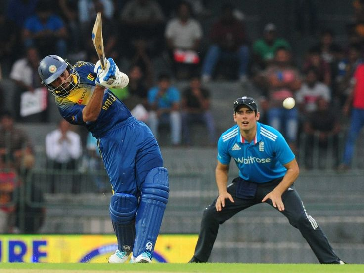 Tillakaratne Dilshan rallied the top order with an aggressive 88 off 98 balls in leading Sri Lanka to a formidable 317-6 against England in their opening one-day international on Wednesday. Catch all the live cricket score and live updates of the match here: (LIVE SCORECARD | SCHEDULE) Kusal Perera ended a 12-match run without…