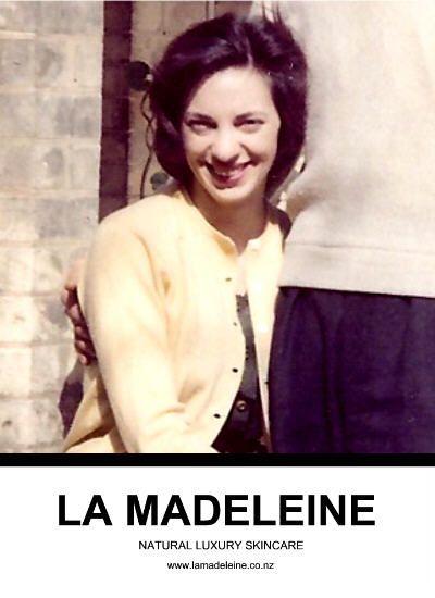 Madeleine Ritchie, founder
