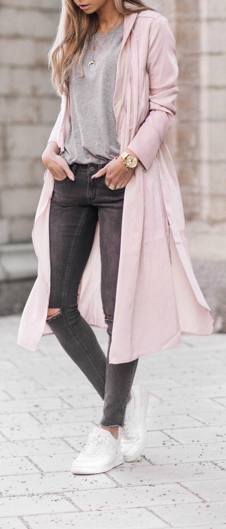 Pastel + grey.