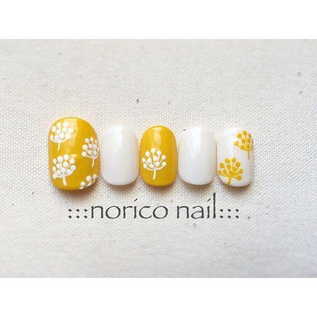 【北欧ネイル】ナチュラルかわいいデザインがたくさん♪大人カワイイ北欧ネイルのデザイン集♪ -page2 | Jocee