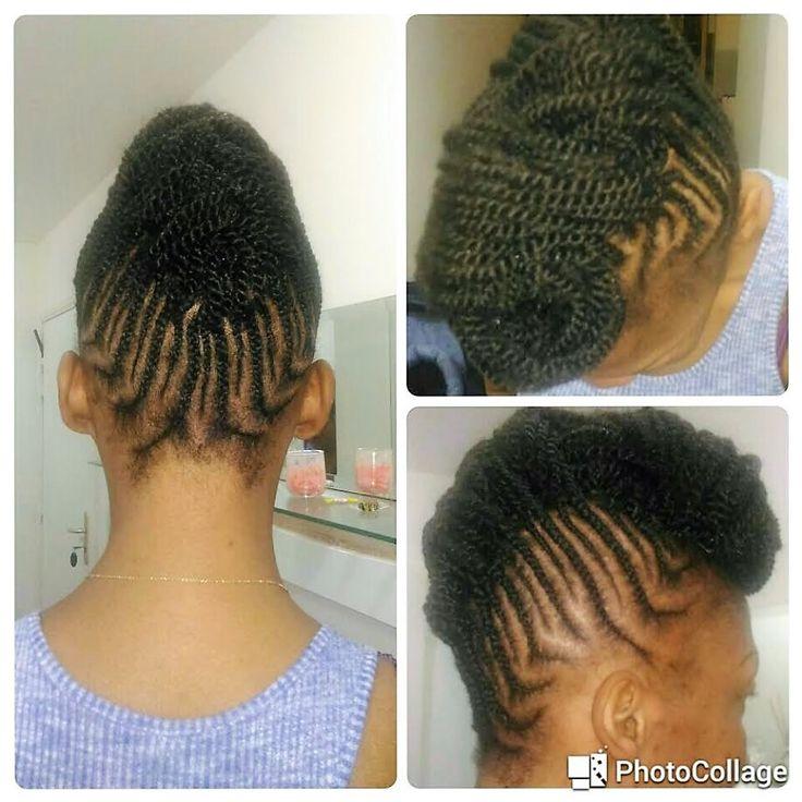 En quête de coiffure #nappy sur #cheveux Afro naturels, une seule solution www.benappy.fr!  #tresses #nattescollees #cheveuxafro #nappy #cheveuxnaturels
