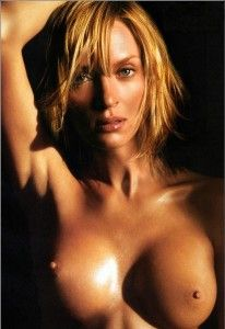 Uma Thurman Nude Photos 98