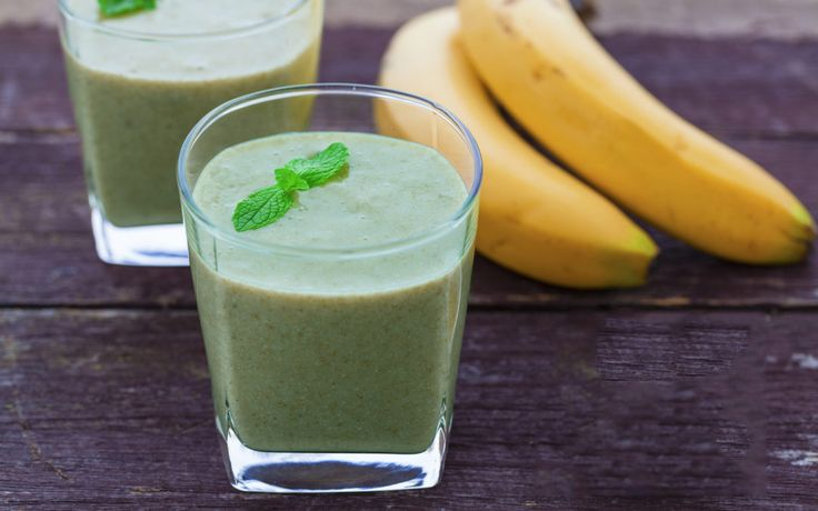 Green Power Protein Smoothie | Recipe | Detox foods, Track ...
