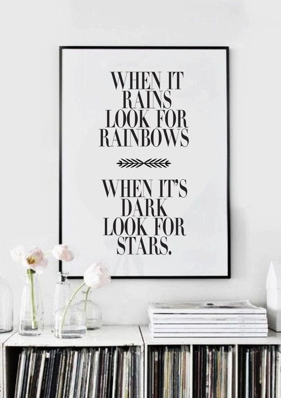 good thoughts http://www.positivewordsthatstartwith.com/ Look for rainbows and stars