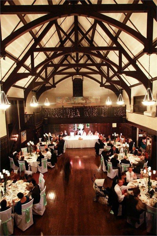 Inside the Wattle Park Chalet wedding venue Surrey Hills aka my dream wedding <3
