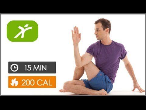 Aula de Yoga para Iniciantes - #7 - Corrija o Alinhamento das Pernas e Joelhos - YouTube