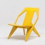 Medici chair by Konstantin Grcic via Aram Store