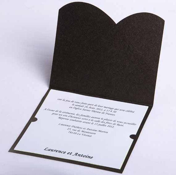 faire part mariage pas cher - http://www.joyeuxmariage.fr/boutique/pochette-style-faire-part-mariage