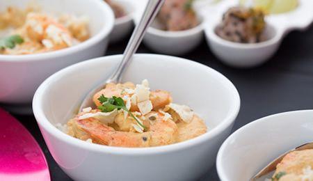 Thai prawn #curry with fragrant basmati rice #UltimateBraaiMaster #Picknpay