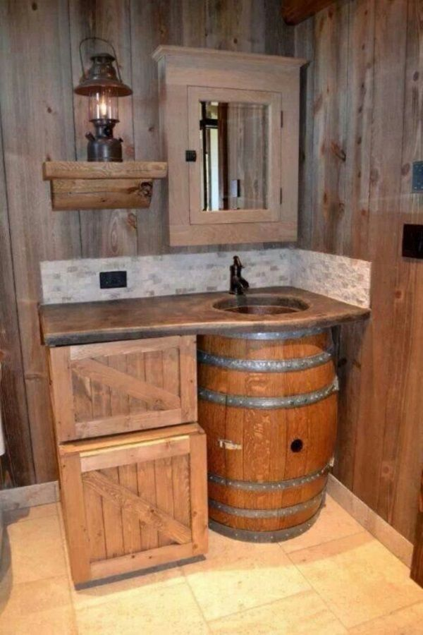 Try these Rustic Decorating Ideas For The Home.