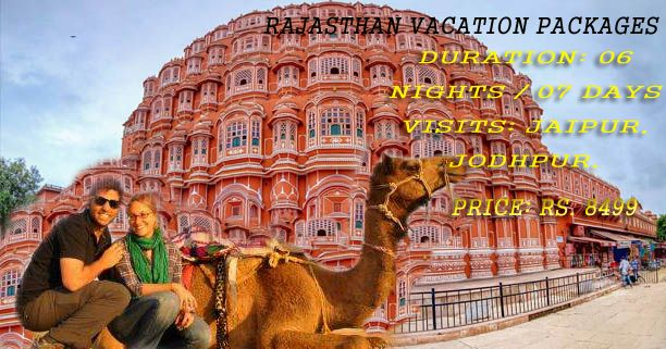 Rajasthan vacation Packages  Its superb beautiful journey with Rajasthan vacation packages on excellent weather along with fresh budget lower cost. Hurry up call now  www.rajasthanholidaypackage.com