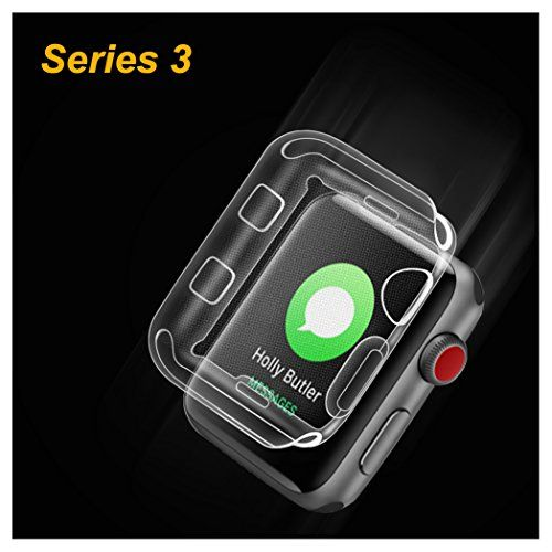The Apple Watch 3 Screen Protector Case Leeanyoung Ultra-thin Soft TPU Case 0.3MM High Transparency Full Cover for New Apple Watch Series 3 (2107) 42mm is absolutely one of the best-rated, inexpensive product you can find on Amazon. I'm convinced you've heard both good and con in relation to ...