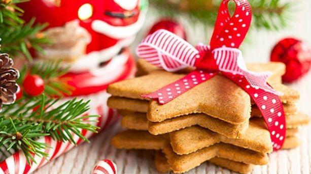 Συνταγή - Χριστουγεννιάτικα μπισκότα εύκολα & γρήγορα | InfoKids
