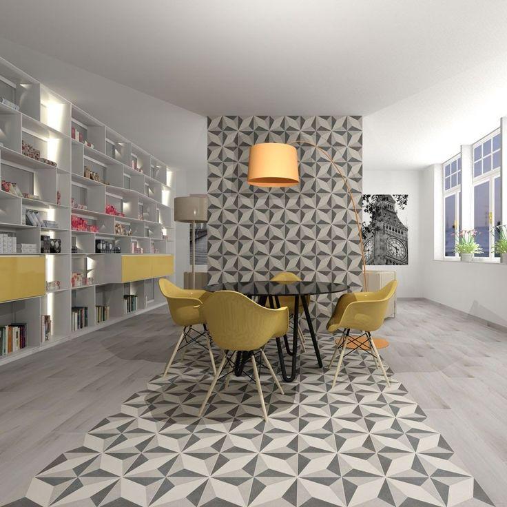 Harley Street Tiles 200x200x6mm Tiles