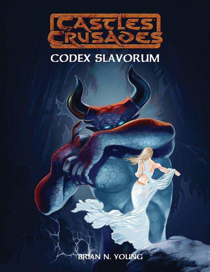 Castles & Crusades Codex Slavorum -- Print