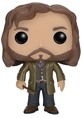 Funko POP Movies: Harry Potter Action Figure - Sirius Black -