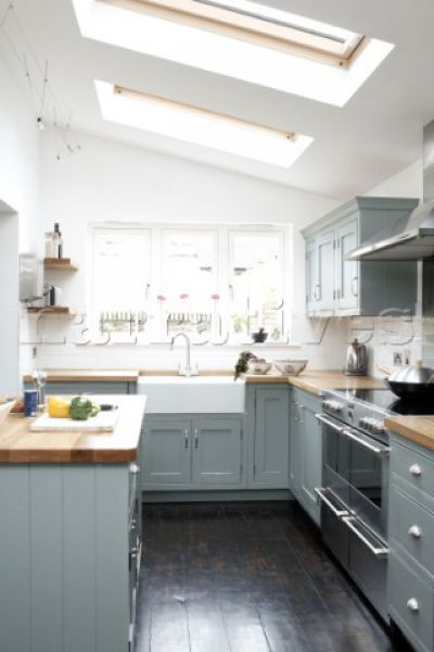Find This Pin And More On House Build Styling Kitchen Modern Country Style