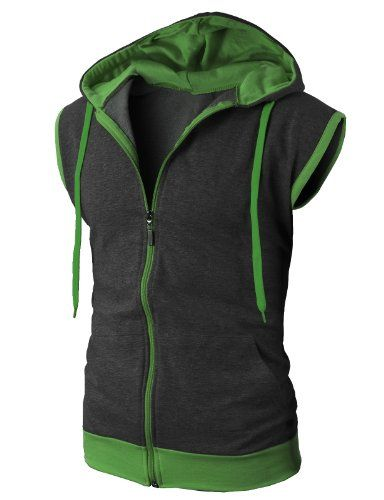 H2H Mens Active Fashion Sleeveless Hoodie Zip-up Vest CHARCOAL US M/Asia L (JNSK31) H2H http://www.amazon.com/dp/B00CW6N6G0/ref=cm_sw_r_pi_dp_kKYbub0KPZHSN