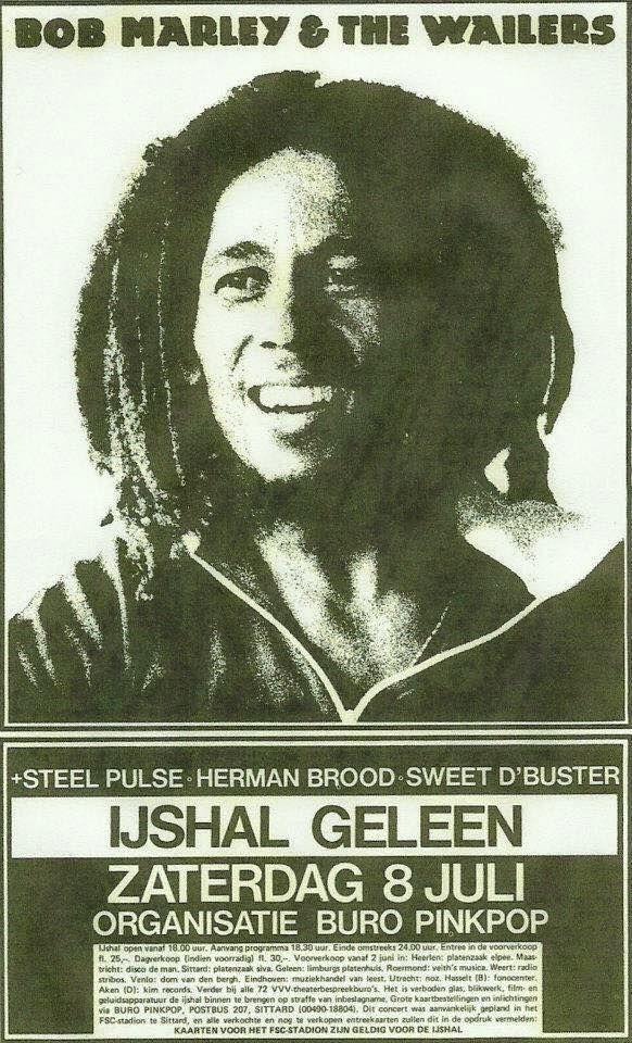 Bob Marley in Geleen