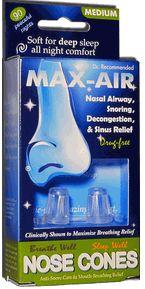Medium Clear Max Air Nose Cones Life Pinterest Medium