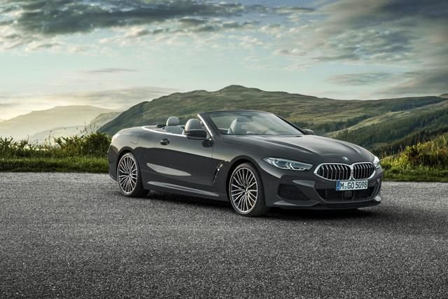 Bmw 8 Series Convertible Bmw Convertible Car Luxurycar In 2020