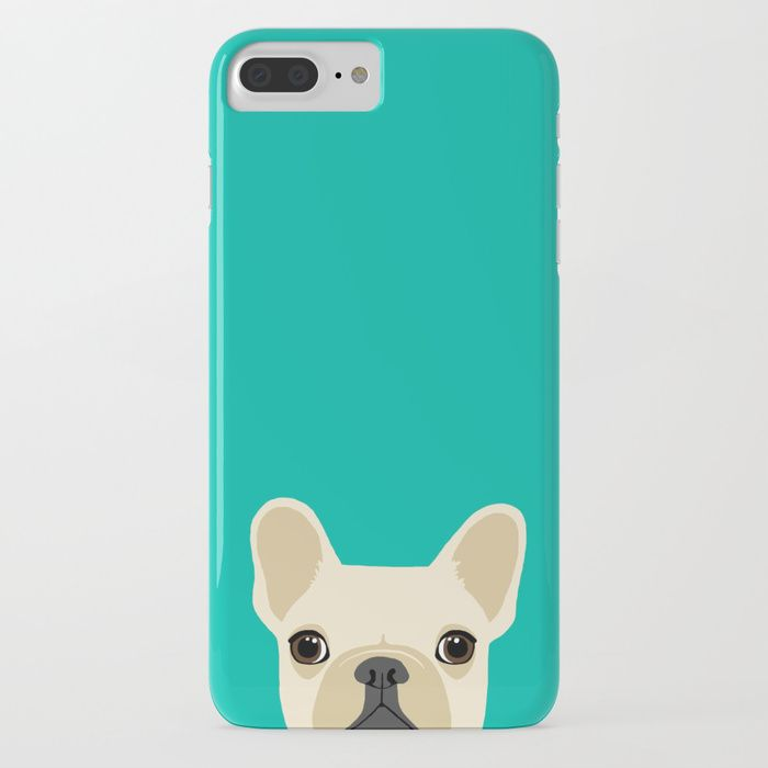 Buy French Bulldog iPhone Case by annewashere. Worldwide shipping available at Society6.com. Just one of millions of high quality products available.