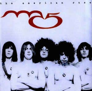 MC5 - The American Ruse: buy CD, Album at Discogs