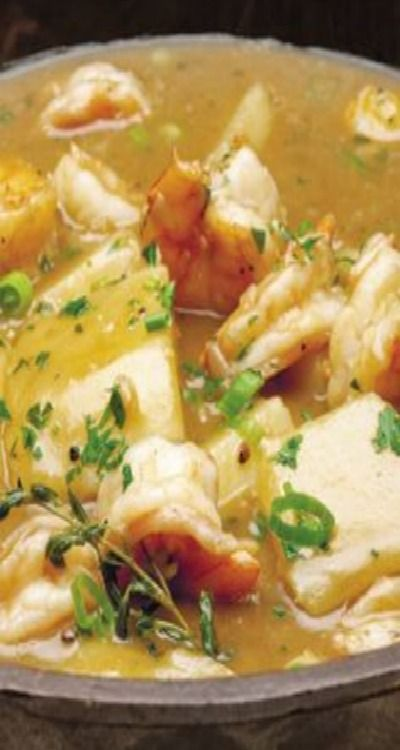 Emeril's Cajun Shrimp Stew - http://scrumpdillyicious.blogspot.com/2012/09/emerils-cajun-shrimp-stew.html