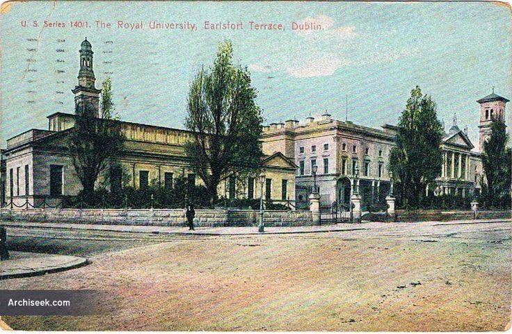 Dublin 1872 exhibition