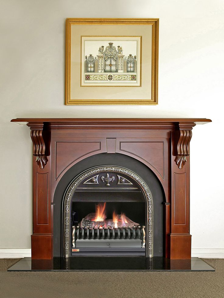 Not a bad looking #fireplace.