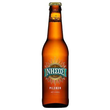Nisos beer - Pivo sa ostrva Tinos - Kikladi