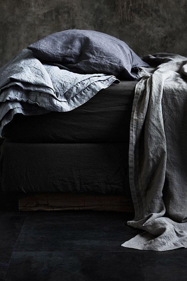 Bedouin Societe Linen - Fitted Sheet