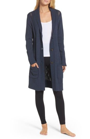 UGG UGG HAYLEY LONG CARDIGAN.  ugg  cloth    32824c4a7