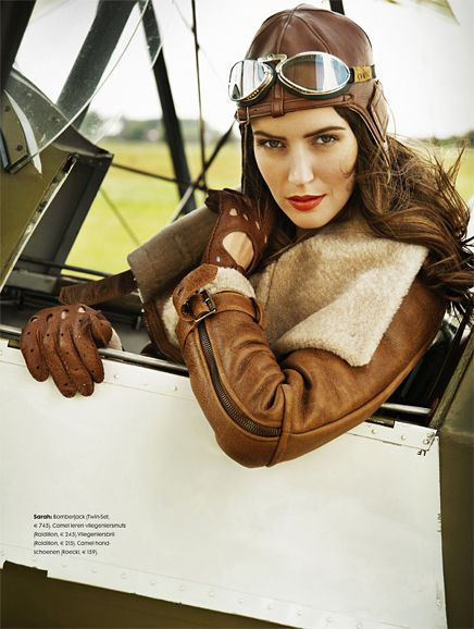aviator editorial