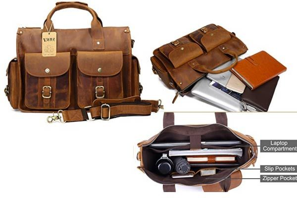 10 Best Surprise Gifts For Husband Birthday That Will Make Him Speechless -  Laptop Bag With New Laptop Inside  : Click to read more