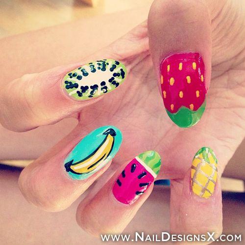Do you like fruits?