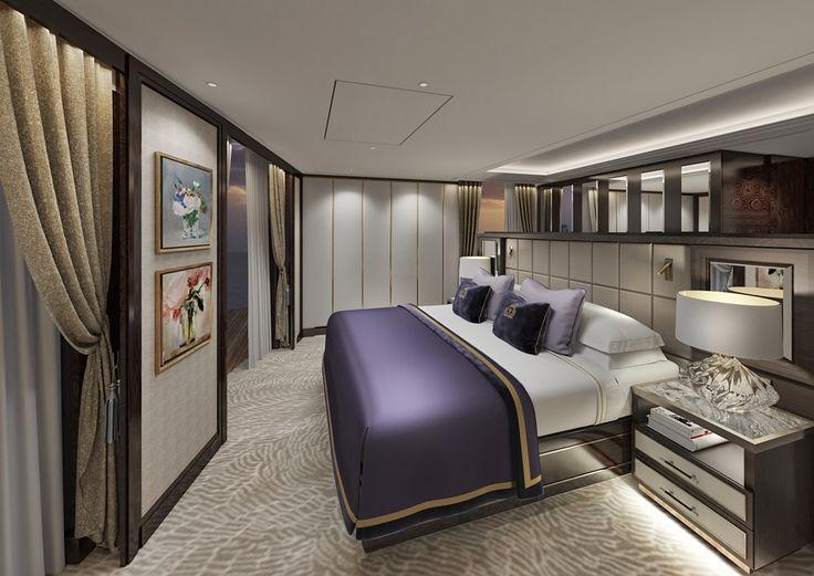 Cunard: a maggio il restyling a Palermo di Queen Victoria | Dream Blog Cruise Magazine