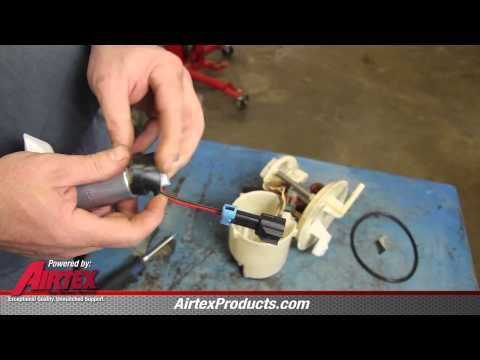 How to Install Fuel Pump E2497 in a 1996 - 2006 Ford Taurus - YouTube