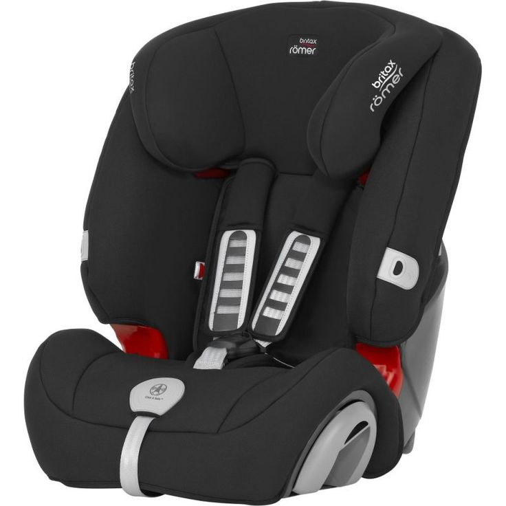Britax Evolva 123 plus Car Seat-Cosmos Black (New) The EVOLVA 1-2-3 PLUS offers reassuring safety from 9 kg until 36 kg. With 5-point harness for little ones using our Click  Safe® audible tensioning system and 3-point car seat belt for older childre http://www.MightGet.com/march-2017-1/britax-evolva-123-plus-car-seat-cosmos-black-new-.asp