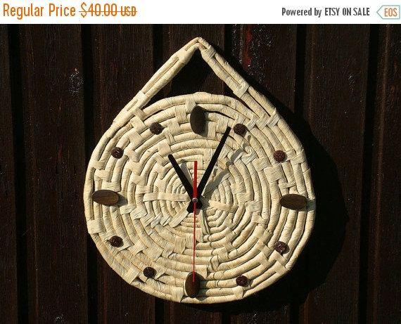 on sale rustic wall clock wall clock clock home decor modern wall clock unique wall clock