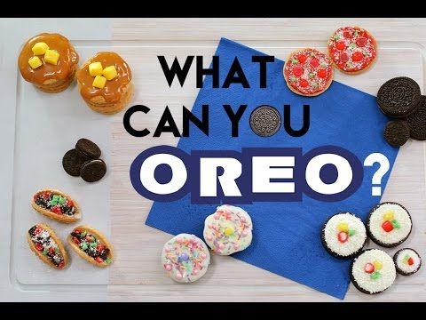 OREO Treats! Cakes, Pancakes, Tacos and More | What Can you OREO?? : MyCupcakeAddiction - 15 Sep 2015