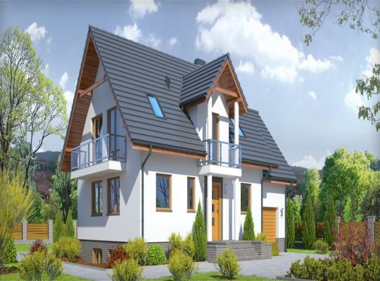 Projekty domów z piwnicą – House Invest